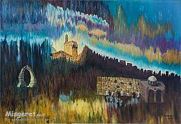 אם אשכחך ירושלים ...