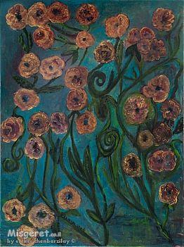 פרחי זהב