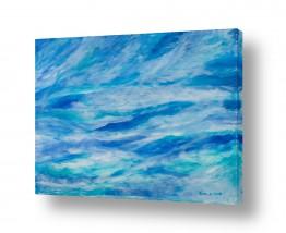 ציורים מים | משברי-ים