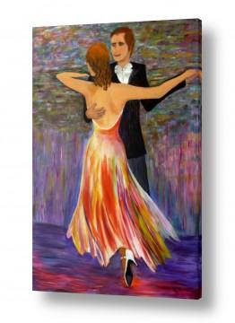 אסתר חן-ברזילי אסתר חן-ברזילי - אמנות מהלב - המילים הפכו לצבעים - ריקודים | וולס