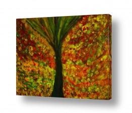 אסתר חן-ברזילי אסתר חן-ברזילי - אמנות מהלב - המילים הפכו לצבעים - צבעוניות | עמק הפרחים