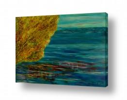 נוף מיים | על פלגי מים
