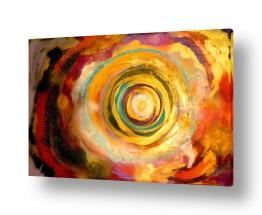 אסתר חן-ברזילי אסתר חן-ברזילי - אמנות מהלב - המילים הפכו לצבעים - מעגלים | ויהי אור