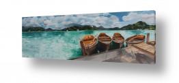 תמונות נופים נוף נוף פנורמי | סירות