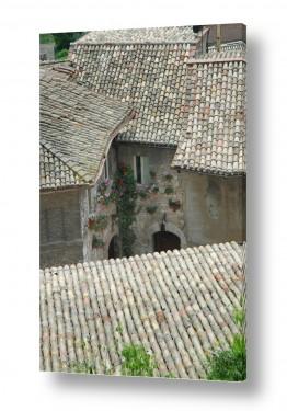 בתים גגות | גגות טוסקנה 1