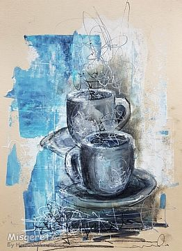 קפה לשניים