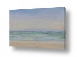 נוף חופים | ים בין ערביים