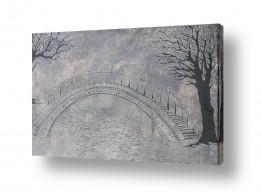 ציורים מיסטיקה | גשר