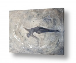 ציורים ציורים אנרגטיים | ריקוד