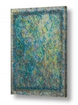 ציורים חני שפר | אור בחלוני