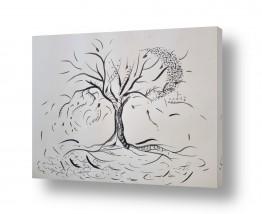 תמונות לפי נושאים תנועה | עץ ירח רוח ומים