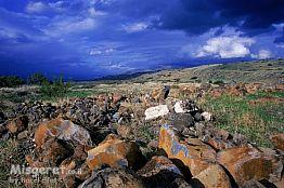 סלעי הבזלת