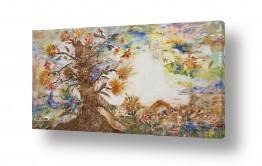 ציורים טבע דומם | עץ החיים