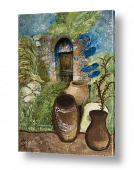 תמונות למטבח | דלת כניסה