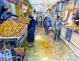 קניות בשוק