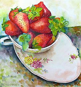 תות שדה בשל