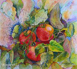 עגבניות בעטיפה