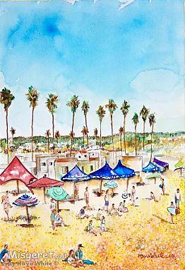 חופשה על החוף