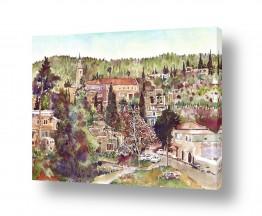 אמנים מפורסמים ציורים שנמכרו | רחוב המעיין