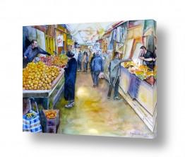 תמונות לסלון | קניות בשוק