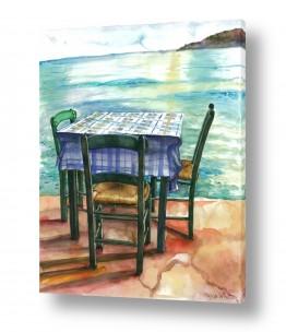 אמנים מפורסמים ציורים שנמכרו | ליד הגלים