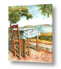 נושאים נוף כפרי | לשבת בצל