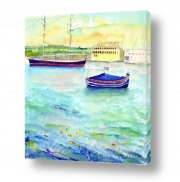 כלי שייט סירה | מעגן סירות