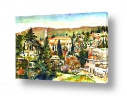 ערים בישראל ירושלים | שכונה