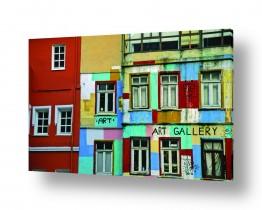 צילומים מבנים וביניינים | Art Gallery