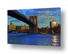ארצות הברית ניו יורק | גשר ברוקלין