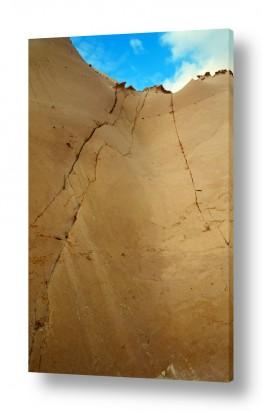 תמונות לפי נושאים סדק | הקיר הסדוק