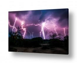 צילומים מזג-אוויר | סופת ברקים