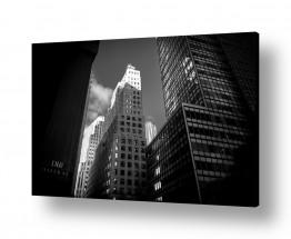 צילומים שחור לבן | וול סטריט