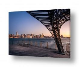 צילומים עירוני | זריחה על מנהטן