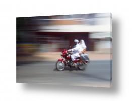 כלי רכב אופנועים | הודו בתנוע