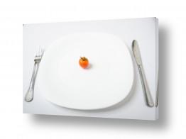 תמונות לחדרי אוכל | בודד