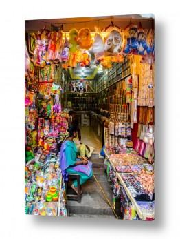 אסיה הודו | השוק