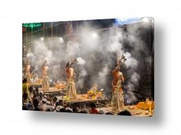 תמונות לפי נושאים עשן | VARANASI 2
