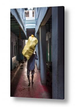 אסיה הודו | הסבל