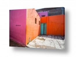 אסיה הודו | קירות