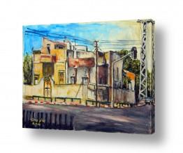 אורבני כבישים | הבית הישן ביפו