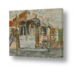 ציורים עוד קרייטר | בית עתיק ביפו