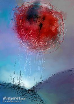ירח אדום