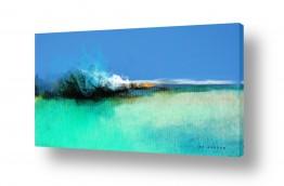מים נוף ים | מערבולת