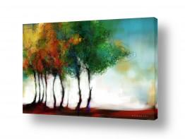 עץ ענף | העצים שלימדו אותי פסדובלה