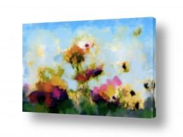 תמונות לחדרי שינה | פרחים מהאגדות