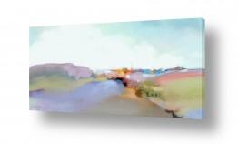 ציורים גורדון  | בקצה האופק