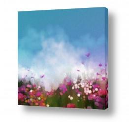 תמונות נופים נוף שמים | גן פורח
