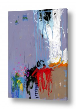ציורים אבסטרקט | מופשט 123