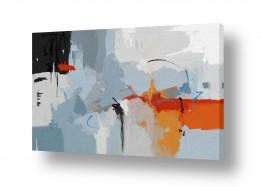 ציורים עיצוב מודרני | מופשט 201